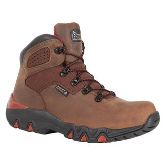 "Rocky 6"" Bigfoot CT WP Brown"