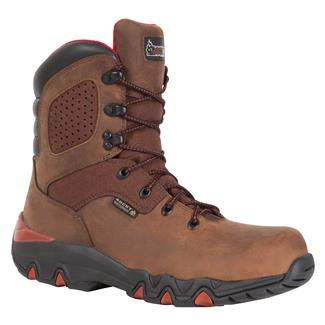 "Rocky 8"" Bigfoot CT WP Brown"