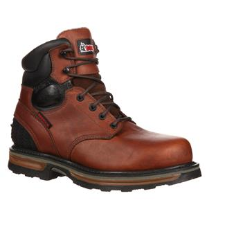 "Rocky 6"" Elements Steel ST WP Brown"