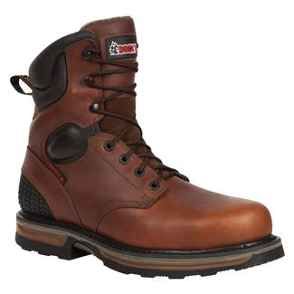 "Rocky 8"" Elements Steel ST WP Brown"