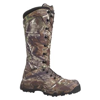 "Rocky 16"" Game Seeker Snake Boots WP Realtree"