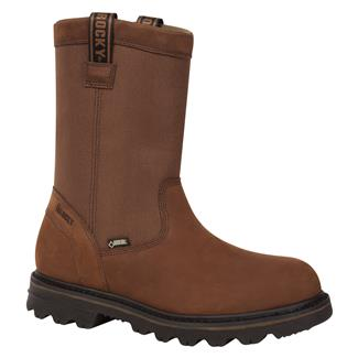 "Rocky 10"" Cornstalker WP Brown"