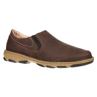 "Rocky 3"" Cruiser Casual Slip On Light Brown"