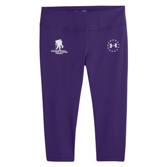 Under Armour WWP Capri Pants Purple