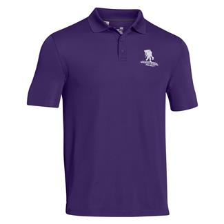 Under Armour WWP Performance Polo Purpleheart