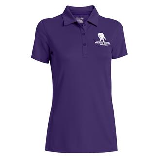 Under Armour WWP Polo Purpleheart