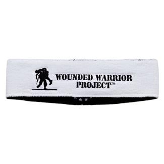Under Armour WWP Sweatband Black / White