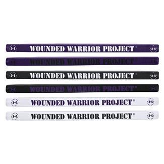 Under Armour Mini Headbands Black / Purple / White