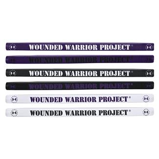 Under Armour Mini Headbands Black / Purple / White
