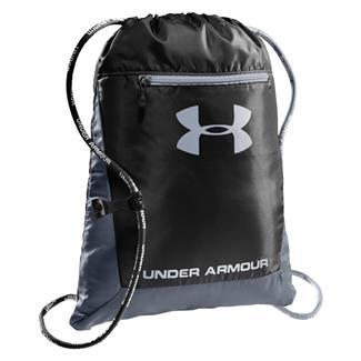 Under Armour Hustle Sackpack Black