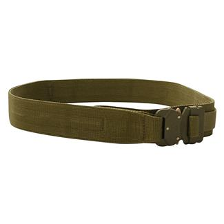 Vertx Solid Raptor Belt Olive Green