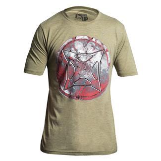 Vertx Shield RangerUp T-Shirts OD Green