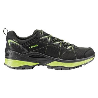 Lowa Ferrox GTX LO Black / Lime