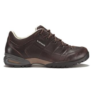 Lowa Hudson LL LO Dark Brown