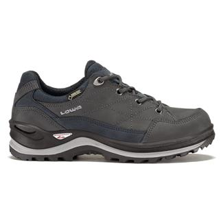 Lowa Renegade III GTX LO Dark Gray / Navy
