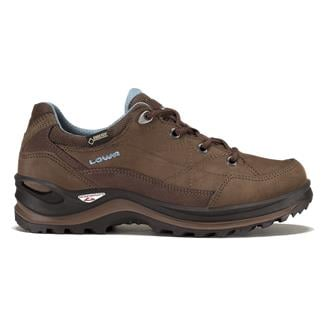 Lowa Renegade III GTX LO Brown / Denim