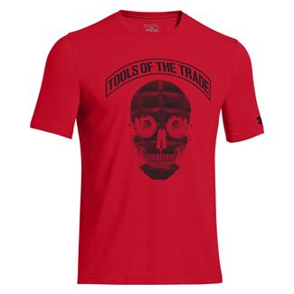 Under Armour Tactical Tools of the Trade T-Shirt Red