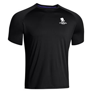 Under Armour WWP Tech T-Shirt Black