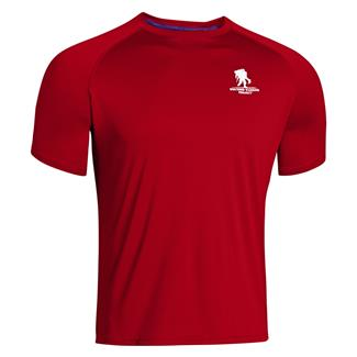 Under Armour WWP Tech T-Shirt Red