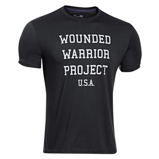 Under Armour WWP USA T-Shirt Black