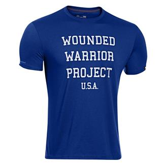 Under Armour WWP USA T-Shirt Royal