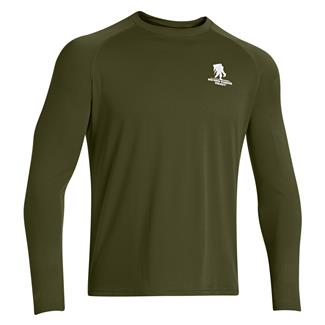 Under Armour Long Sleeve WWP Tech T-Shirt Major