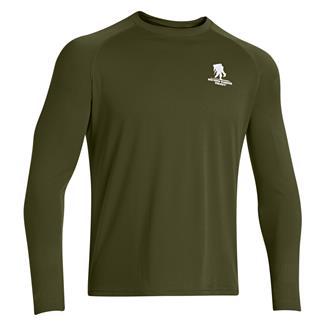 Under Armour Long Sleeve WWP Tech T-Shirt Major