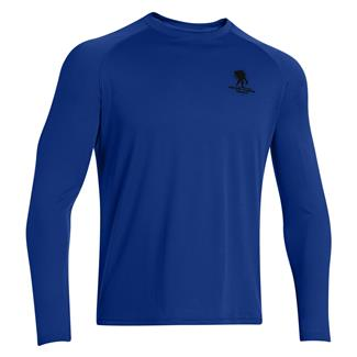 Under Armour Long Sleeve WWP Tech T-Shirt Royal