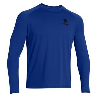 Under Armour Long Sleeve WWP Tech T-Shirt Royal