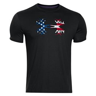 Under Armour Antler BFL T-Shirt Black