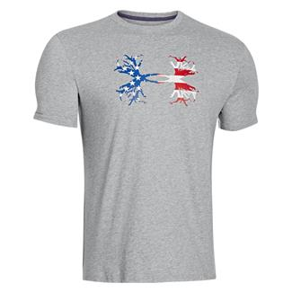 Under Armour Antler BFL T-Shirt True Gray Heather
