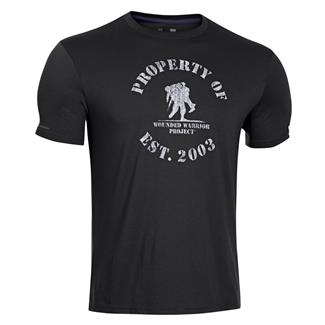 Under Armour WWP Property Of T-Shirt Black