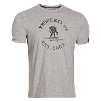 Under Armour WWP Property Of T-Shirt True Gray Heather