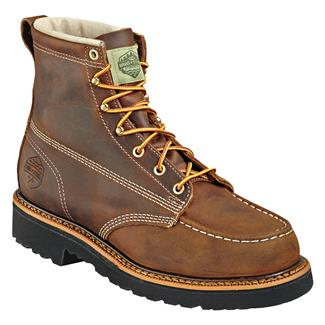 "Wood N' Stream 6"" American Tradition Moc Dark Brown"