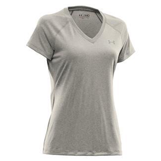 Under Armour Tactical Tech T-Shirt Warm Gray Heather