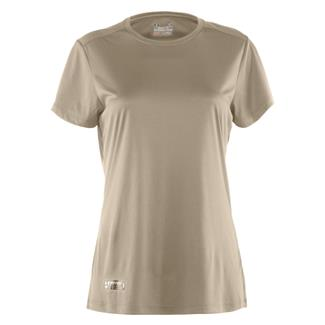 Under Armour Tactical HeatGear T-Shirt Desert Sand