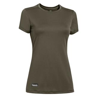 Under Armour Tech Tactical T-Shirt Marine OD Green