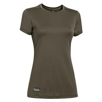 Under Armour Tech Tactical T-Shirt Marine OD Green