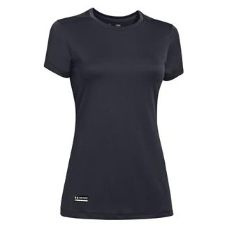 Under Armour Tech Tactical T-Shirt Dark Navy Blue
