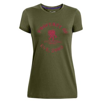 Under Armour WWP Property Of T-Shirt Major / Pink Sky