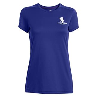 Under Armour WWP Tech T-Shirt Siberian Iris