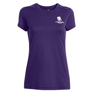 Under Armour WWP Tech T-Shirt Purple