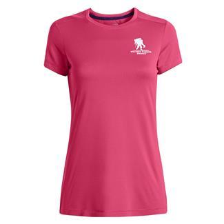 Under Armour WWP Tech T-Shirt Pink Sky