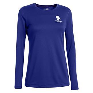 Under Armour Long Sleeve WWP Tech T-Shirt Siberian Iris