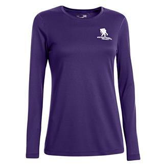 Under Armour Long Sleeve WWP Tech T-Shirt Purple
