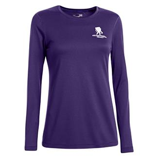 Under Armour Long Sleeve WWP Tech T-Shirt Purple