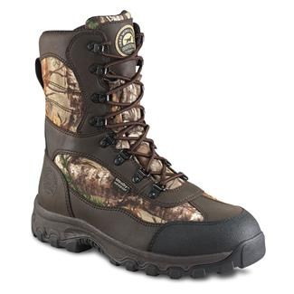 "Irish Setter 9"" Trail Phantom 600G WP Realtree Xtra / Brown"