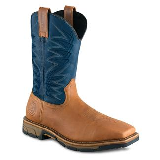 Irish Setter Marshall Pull-On Brown / Blue