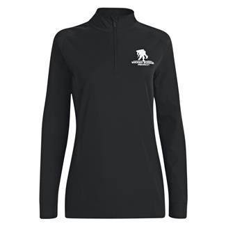 Under Armour WWP Coldgear Infrared 1/4 Zip Jacket Black