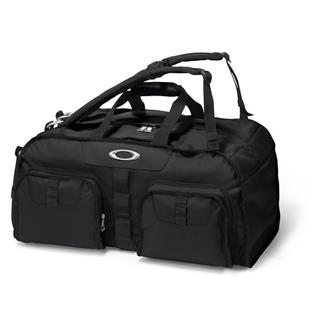 Oakley Dry Goods Duffel Black